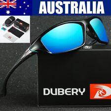 DUBERY Men's Polarized Sunglasses Outdoor Driving Fishing Sports Eyewear UV400
