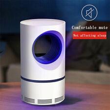 Tueur de anti-moustique USB UV mouche LED Lampe Insectes Piège à lumière