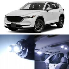 13 x Xenon White Interior LED Lights Package For 2013- 2018 Mazda CX-5 CX5 +TOOL