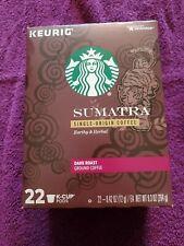 Starbucks Sumatra Dark Roast Keurig K-Cups 176 Count - FREE SHIPPING