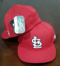 New Adult MLB St. Louis Cardinals FlexFit Cap Hat Large/X-Large - PMJS