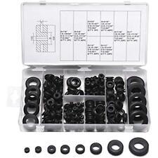 Rubber Grommet Assortment Kit Eyelet Ring Gasket Electrical Wire Wire, Plug 180