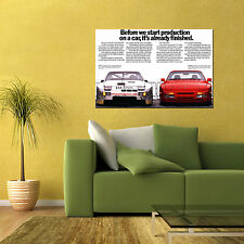 944 GTP TURBO CLASSIC SPORTS CAR LARGE HD POSTER ART 24x36in