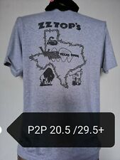 Band T-Shirt Grey Size L tag hanes 65 cotton /35 polyster