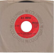 O. C. SMITH 45  Clean Up Your Own Back Yard / I've Been There - NM