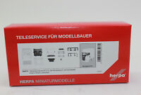 Herpa 084079  Fahrerhaus Scania R 13 TL mit WLB 1:87 H0 NEU in OVP