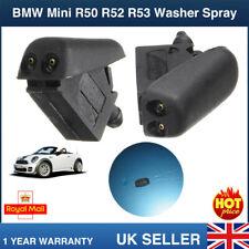 1x Jet Spray Nozzle MINI Cooper S R50 R52 R53 Front Windscreen Windshield Washer