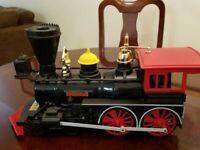 "A Jim Beam ""General"" Locomotive Decanter - Empty"