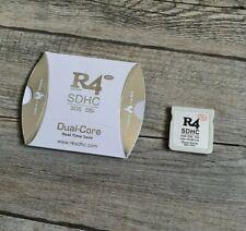 Nuova R4i white CON FLASH CARD 3DS NDSI XL/L dsi NDSL NDS 2021 dsi zelda mario
