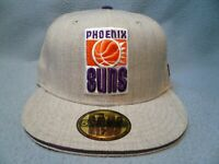 New Era 59fifty Phoenix Suns Heather Slice BRAND NEW Fitted cap hat NBA