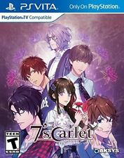 7'scarlet for PlayStation Vita [New PS Vita]