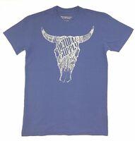 $125 Polo Ralph Lauren Men Blue White Logo Brand Crew Neck Fit T Shirt Tee L