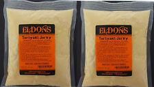 2 Bags Teriyaki Jerky Seasoning Spices with Cure 41.5 oz. Seasons 40 Lbs # 4102