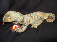 NWT TY BEANIE BABY  SCALY - THE LIZARD
