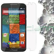 Pellicola display VETRO temprato per Motorola Moto X 2nd gen 2014 X+1 X2 XT1097