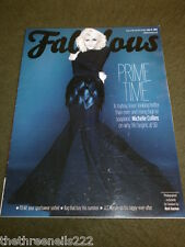ONE DAY ISSUE - FABULOUS - MICHELLE COLLINS - JULY 14 2013