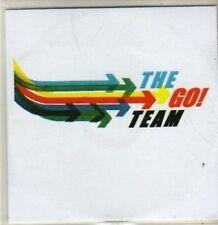 (BR484) The Go! Team, T O R N A D O - DJ CD