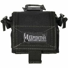 Maxpedition 0208B Rollypoly dump pouch BLACK