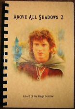 "Lord of Rings Fanzine ""Above All Shadows 2,3"" GEN"
