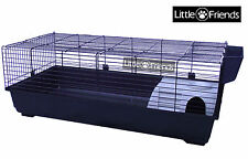 LITTLE FRIENDS LARGE RABBIT GUINEA PIG INDOOR CAGE HUTCH - 120cm NO ACCESSORIES