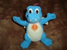"Dragon Tales Flying Dragons Ord Plush Playskool 1999 6"""