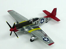"Witty Wings 1:72 P-51D Mustang ""Red Tail"" Polished Diecast Plane WTW-72-004-023"