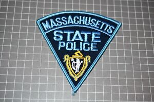 Massachusetts State Police Patch (US-Pol)