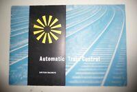 BRITISH RAILWAYS BR Automatic Train Control @1960's  ..29