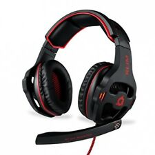 Klim Mantis Micro Gaming Headset USB 7.1 High Quality For PC/PS4 Gaming (Red)