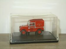 Land Rover 88 Royal Mail - Oxford 1:76 in Box *45379