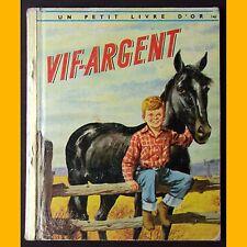 Un Petit Livre d'Or VIF-ARGENT K. Irwin M. Crawford 1957