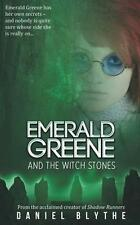 """VERY GOOD"" Emerald Greene and the Witch Stones, Blythe, Daniel, Book"