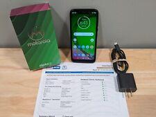 Unlocked Motorola Moto G7 play 32Gb - Black Indigo