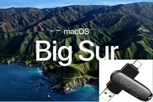7 in 1 Mac Multi OS X bootable drive with Big Sur, Catalina, more USB 3.0 and C