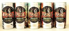 EMPTY CANS! FAXE beer cans Viking's Best Friend Full set 5 pcs 900cl Open Bottom