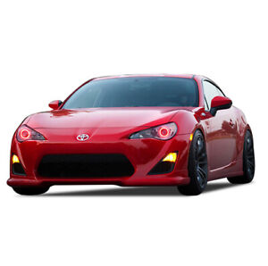 for Scion FR-S 12-16 Red LED Halo kit for Headlights