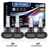 For Kia Sorento 03-06 Spectra 00-01 4x H7 /& H1 LED Headlight 12000LM White Bulbs