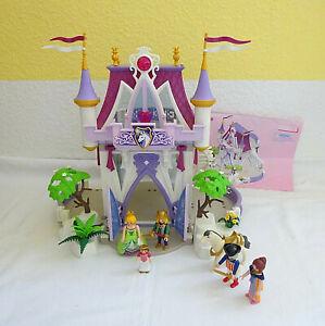 Playmobil 5474 Kristallschloß Schloß Prinz & Prinzessin