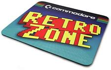 Commodore Rétro Zone Tapis De Souris (CBM 64 C64 Amiga Mouse Pad Tapis de souris gaming)