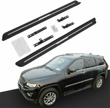 Door Side Step Fit for Jeep Grand Cherokee 2011-2020 Running Board Nerf Bar