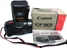 ✮ CANON TOP SHOT Point & Shoot SUCHER Kamera 38mm F2,8 **OVP** //vom Händler!