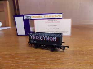 DAPOL 7-PLANK OPEN WAGON No 160 in YNISGYNON Livery. Limited Edition.