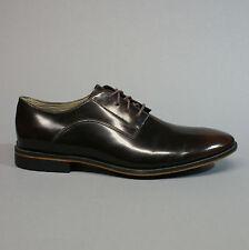 Clarks Gatley Walk Chestnut Leather 26103429 Herrenschuhe braun Leder Gr. 46