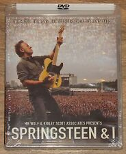 Springsteen & I (DVD, 2013, WS)   NEW Sealed Free Shipping