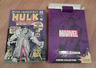 NEW Geekfuel HULK Classic Canvas Art Marvel EXCLUSIVE, Silver Age Ed.,Cover #1💎