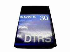Sony DARS-30MP DTRS Hi-8 Metal Particle Pro Digital Audio Cassette SINGLE NEW