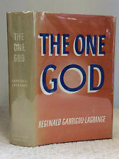 THE ONE GOD - Garrigou-LaGrange, 1959, Catholic, Thomas Aquinas