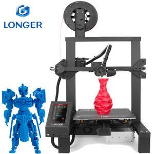D'occasion Longer Imprimante 3D LK4 Pro 220x220x250mm avec Open Source