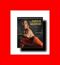 ☆MARTIAL ARTS BOOK:SHAOLIN WORKOUT:28 DAYS TRANSFORM YOUR BODY+SOUL TO WARRIOR☆%