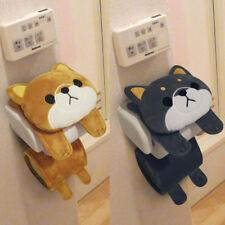 Dog Mameshiba Toilet Paper Holder Roll Storage Cover Shiba Inu Doggy Kawaii